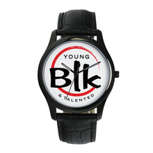 Load image into Gallery viewer, Young Blk & Talented Watches - Young Blk & Talented