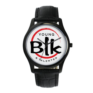Young Blk & Talented Watches - Young Blk & Talented