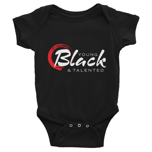 Classic YB&T Infant Bodysuit - Young Blk & Talented