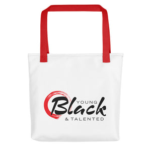 YB&T Tote bag - Young Blk & Talented