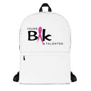 YB&T BCAM Backpack - Young Blk & Talented