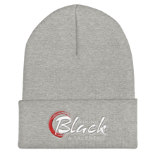 Load image into Gallery viewer, Young Blk & Talented Classic Cuffed Beanie - Young Blk & Talented