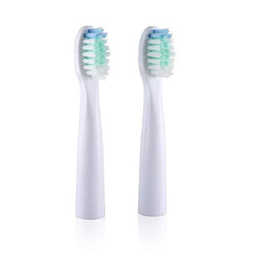 Sonic Toothbrush Head - White