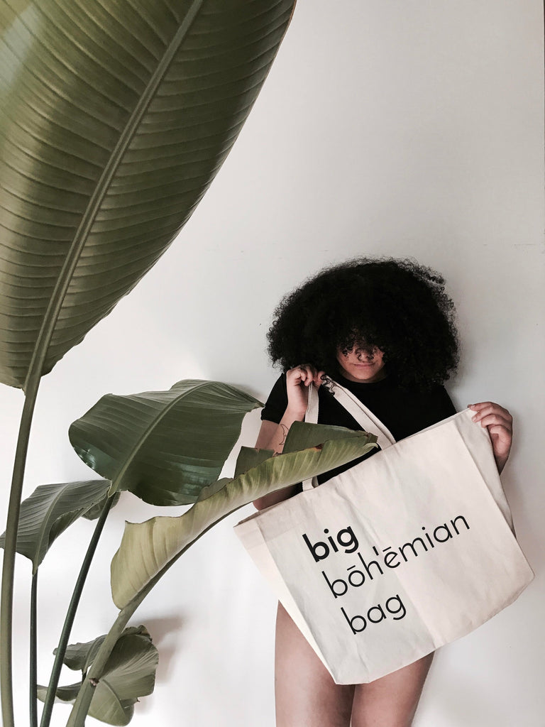 Big Bohemian Tote Bag