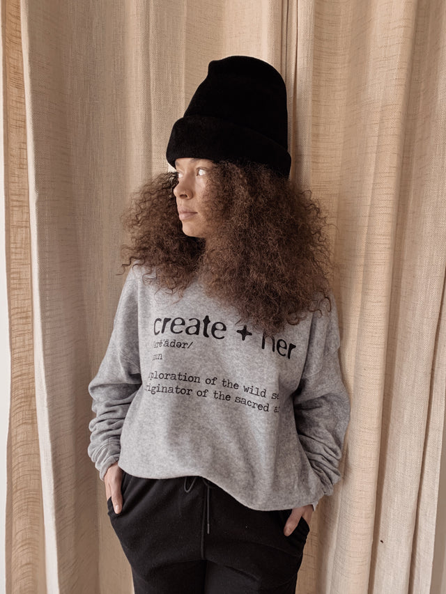 Create Her Sweatshirt