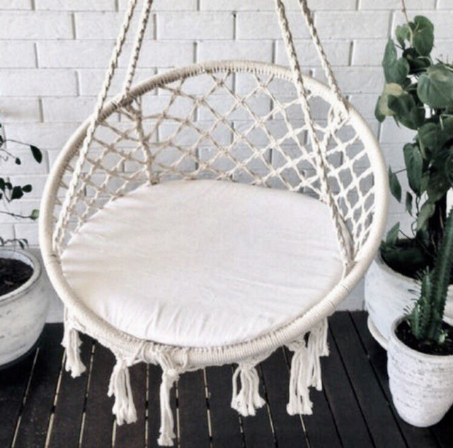 Crochet Hanging Chair