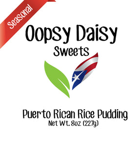 Puerto Rican Rice Pudding
