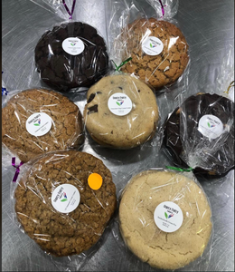 Sample Box - Cookie Cream Pies