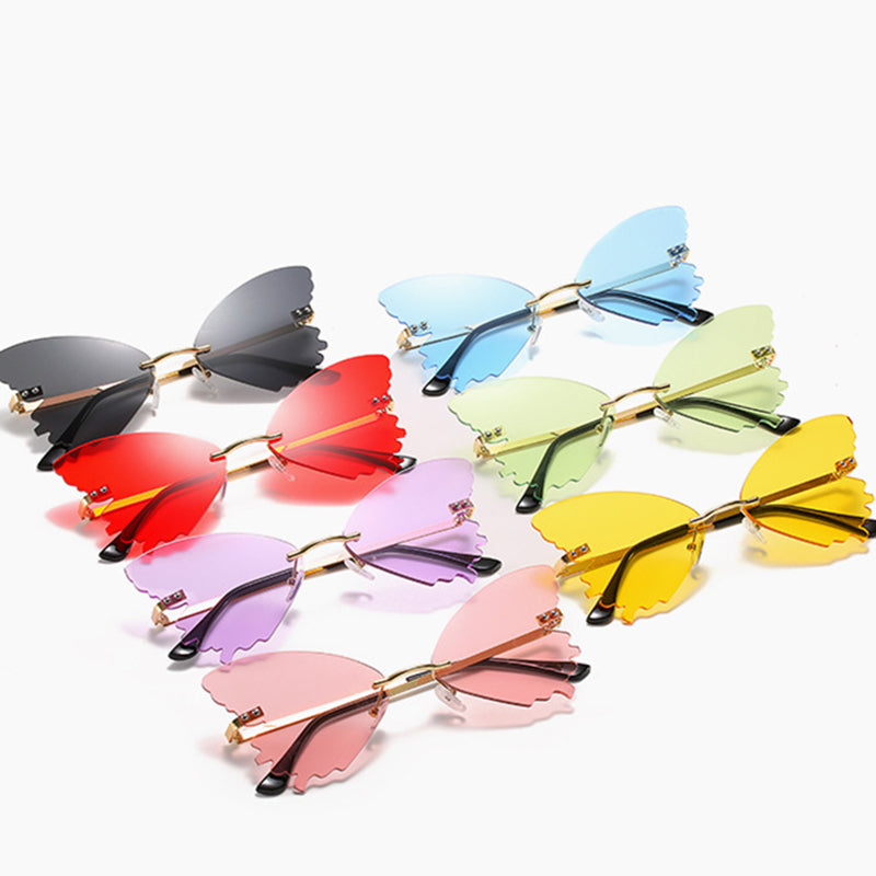 """BUTTERFLY"" SUNGLASSES H082802"