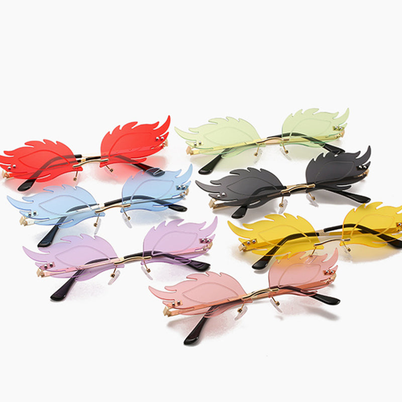 """FEATHER"" SUNGLASSES H090102"