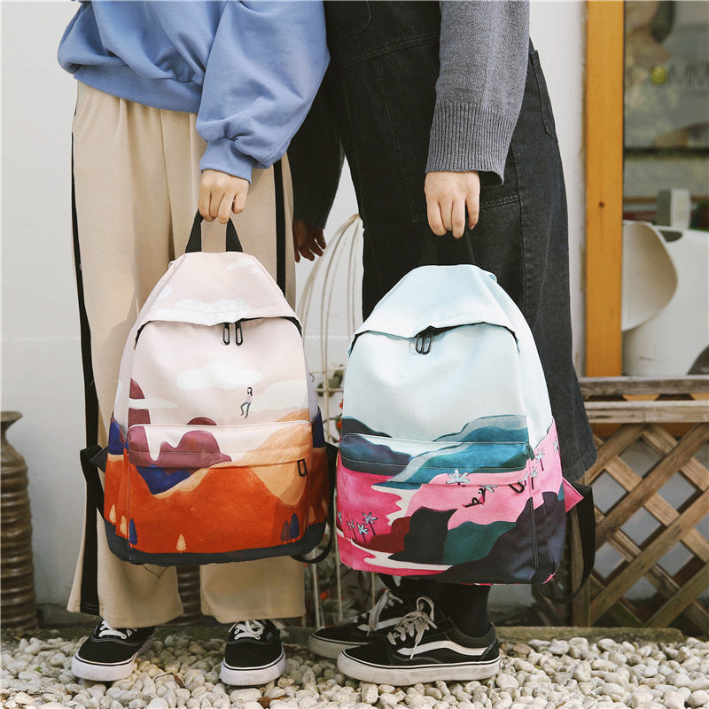 """LANDSCAPE SERIES"" BACKPACK K081105"