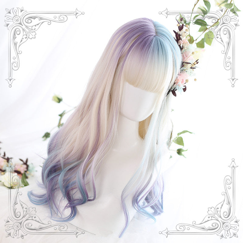 """LOLITA DREAMY AURORA"" LONG CURLY HAIR K102305"