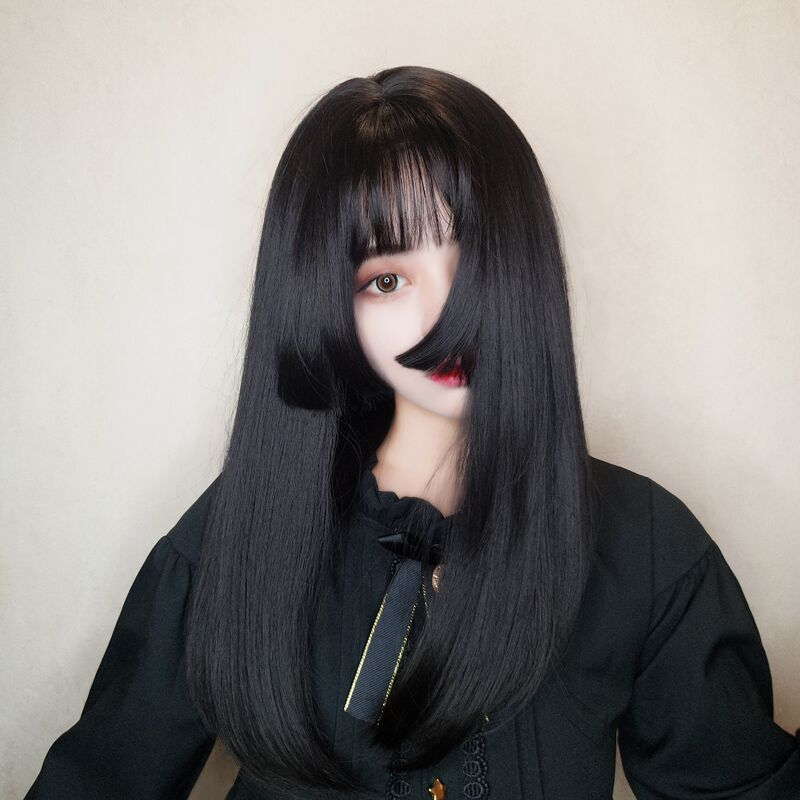 """JFASHION MEDIUM LONG STRAIGHT"" WIG Y040302"