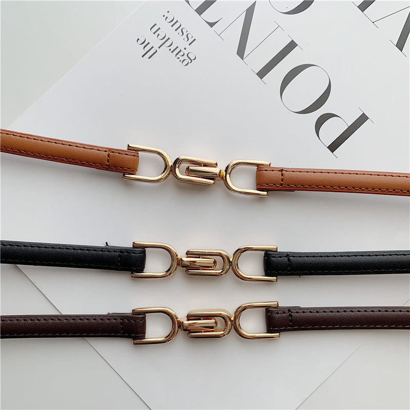 """WOMEN CHIC RETEO"" BELT K122821"