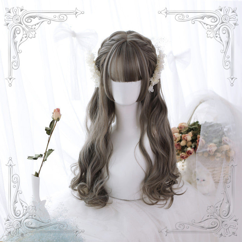 """5 COLORS LOLITA LONG CURLY"" WIG Y021708"