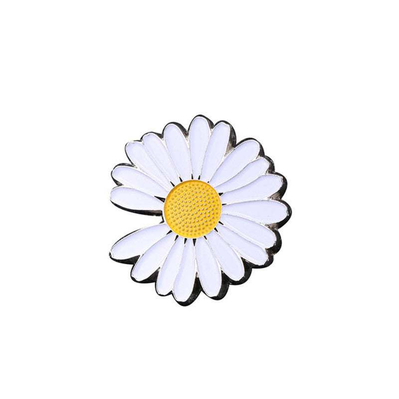 """RETRO DAISY"" PIN Y020705"