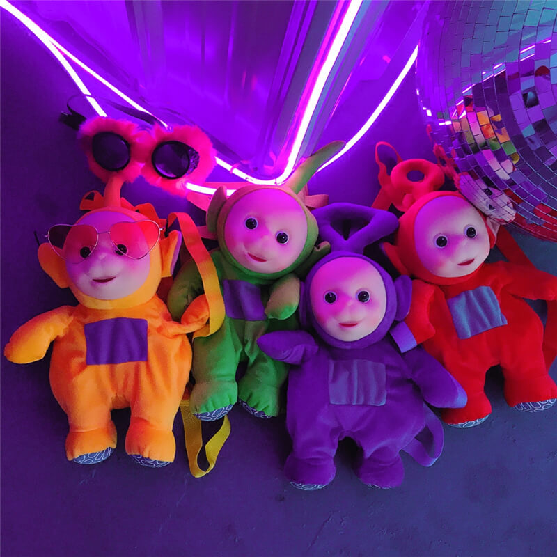 """TELETUBBIES"" BACKPACK K052603"