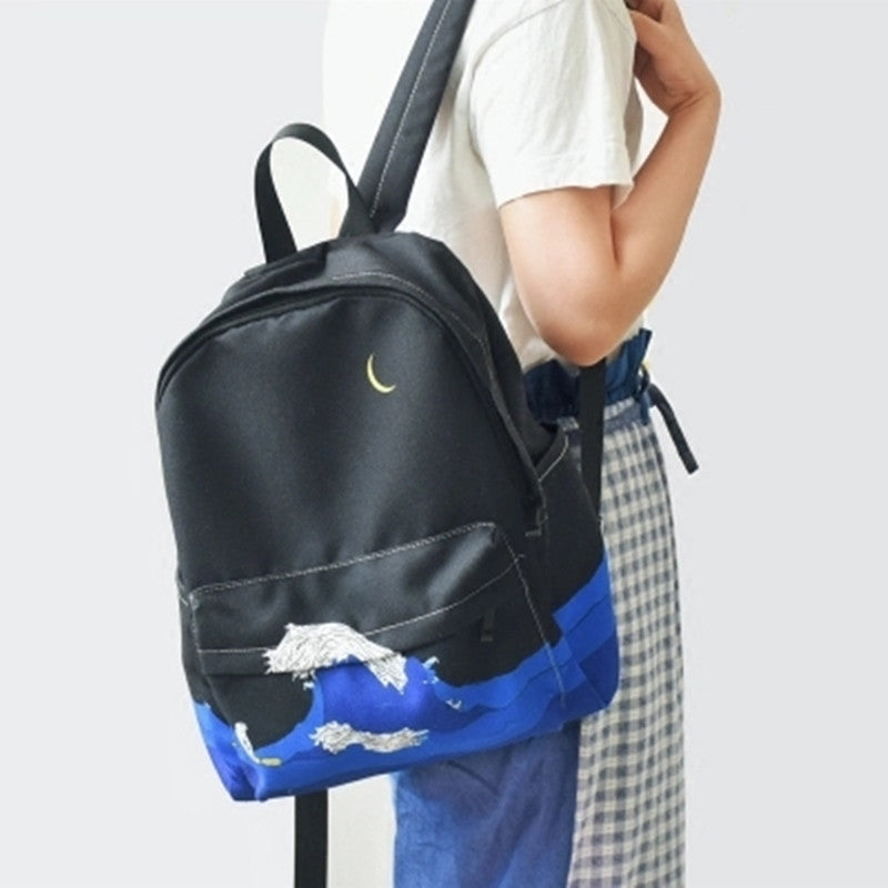"""MONSOON"" BACKPACK W010351"