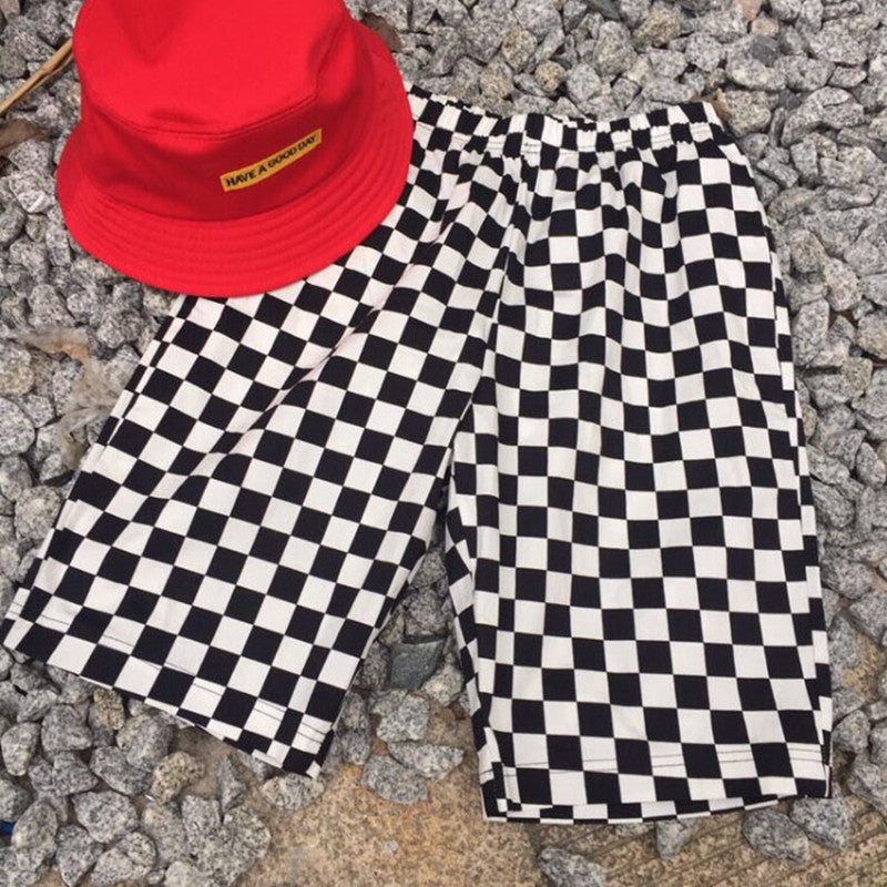 """CHECKERS"" SHORTS K071806"