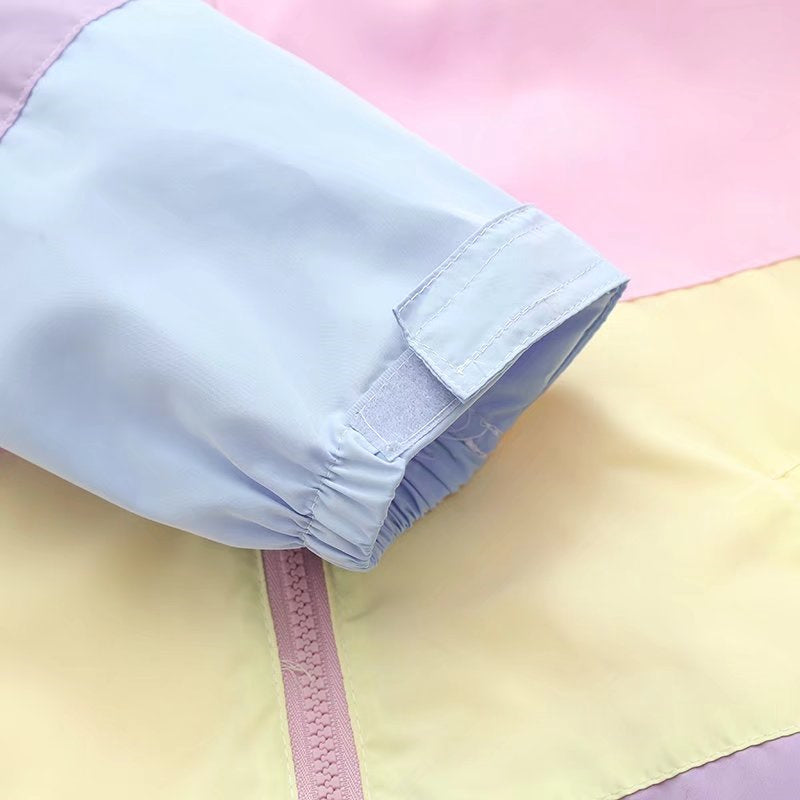 "[@resauvi] ""PASTEL"" JACKET K080107REVIEW"