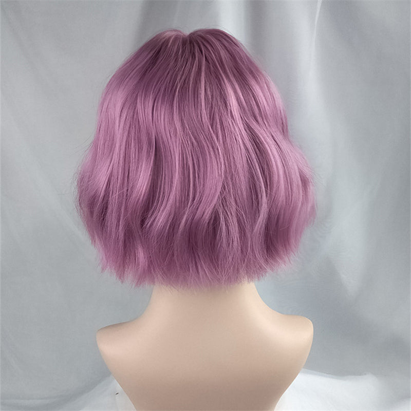 """PURPLE FASHION"" SHORT WIG S040101"