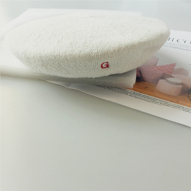 "[@_nikiica_] ""G"" WHITE BERET W040804REVIEW"