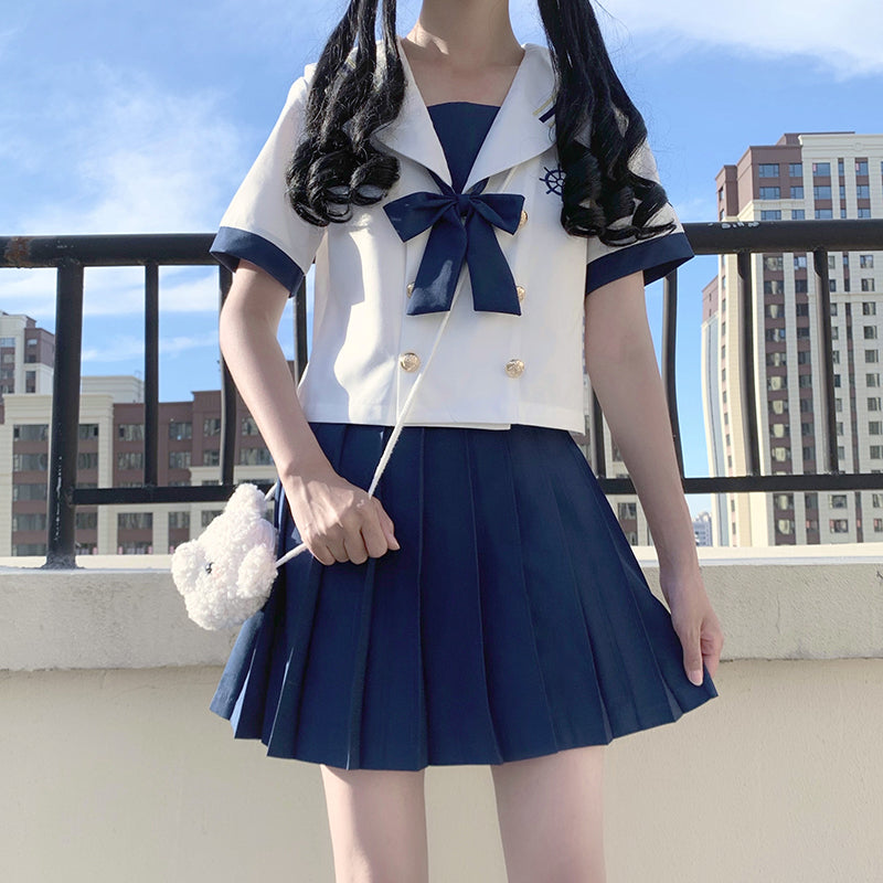 """SAILING GIRL JK UNIFORM"" SET N082703"