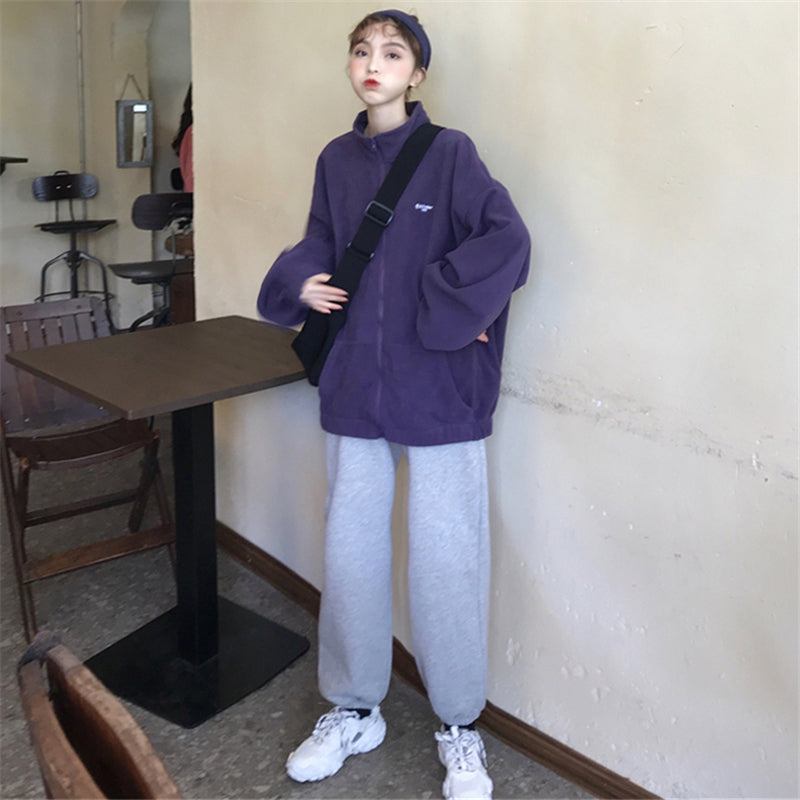 """THREE-COLOR""  SWEATSHIRT / PANTS N092303"