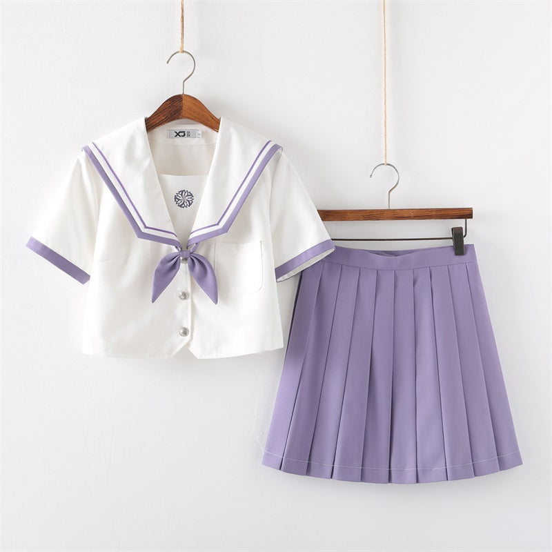 """JK PURPLE SWEET SAILOR"" SUIT N050708"