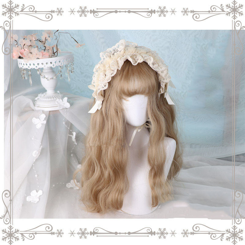"""LOLITA LONG CURLY"" WIG N090307"
