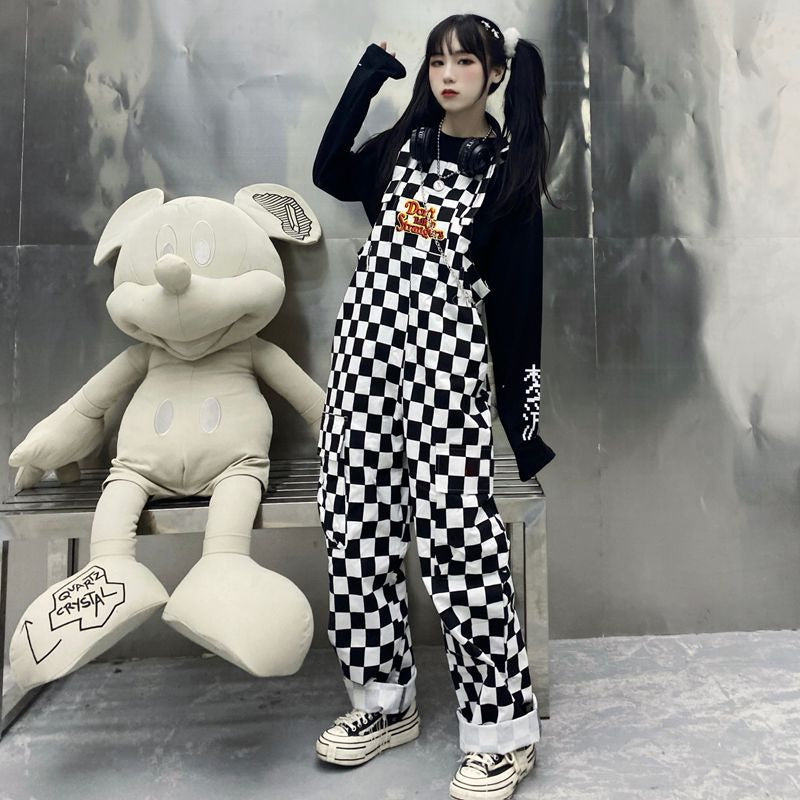 """COW/CHECKER"" OVERALLS N012010"