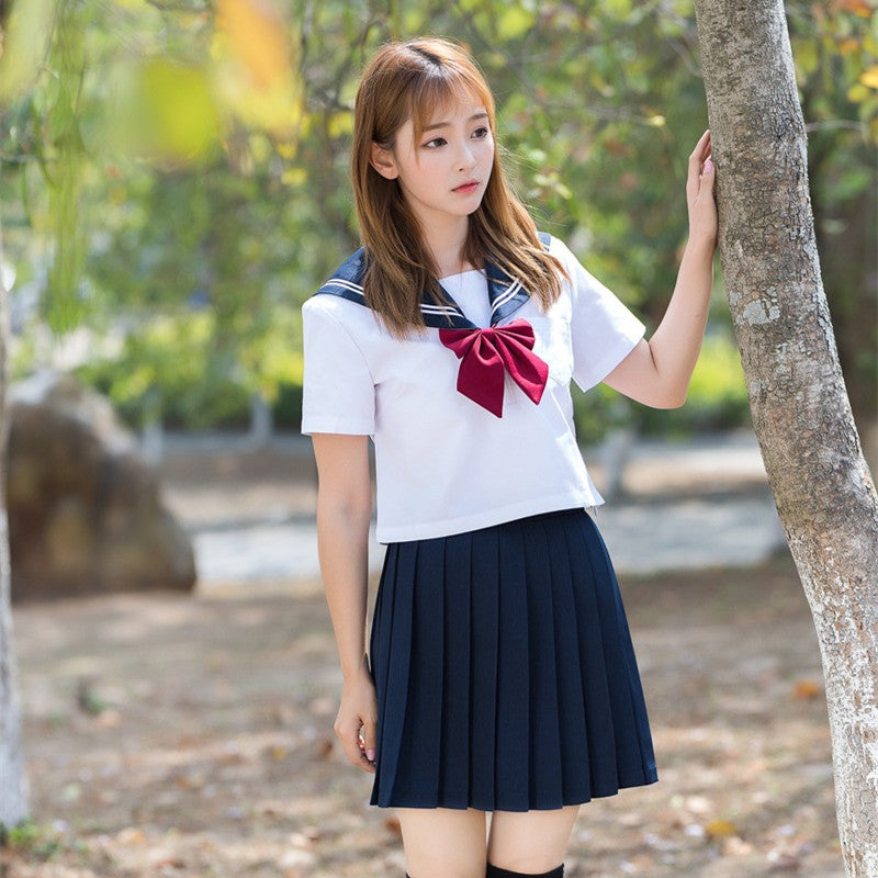 """JK CLASSIC SAILOR UNIFORM"" SET N082702"