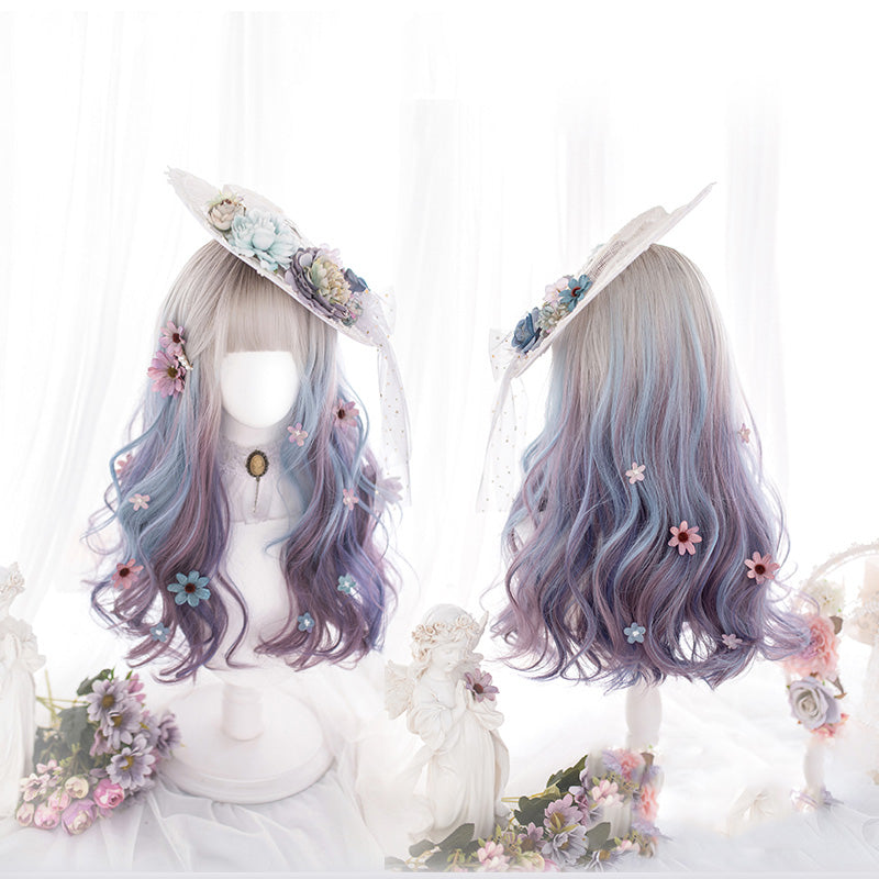 """LOLITA MISTY GRADIENT LONG CURLY"" WIG N110205"