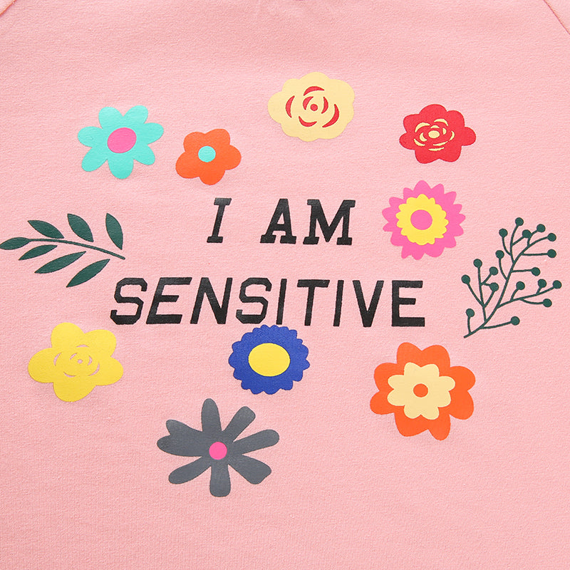 "[@plastiichearts] ""I AM SENSITIVE"" T-SHIRT W030804REVIEW"