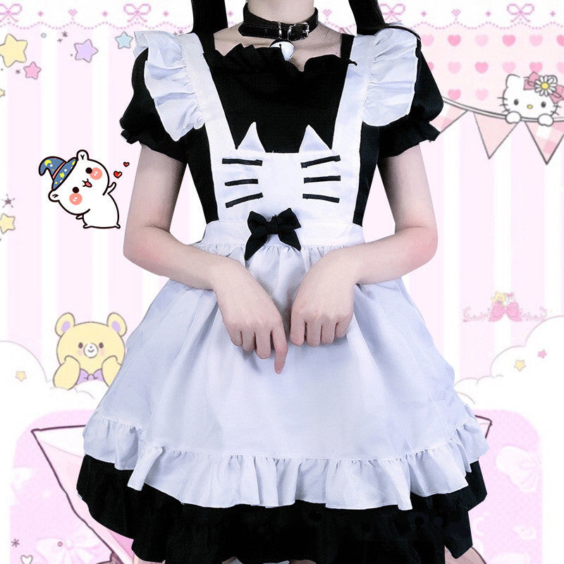 """LOLITA CUTE CAT MAID"" OUTFIT N122904"