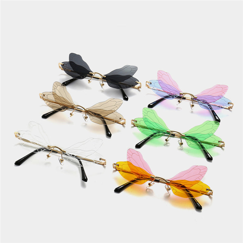 """DRAGONFLY WINGS"" SUNGLASSES N102009"