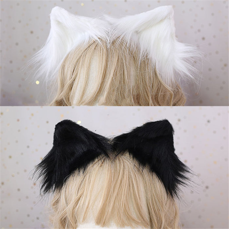 """CAT EAR"" HEADDRESS N092406"