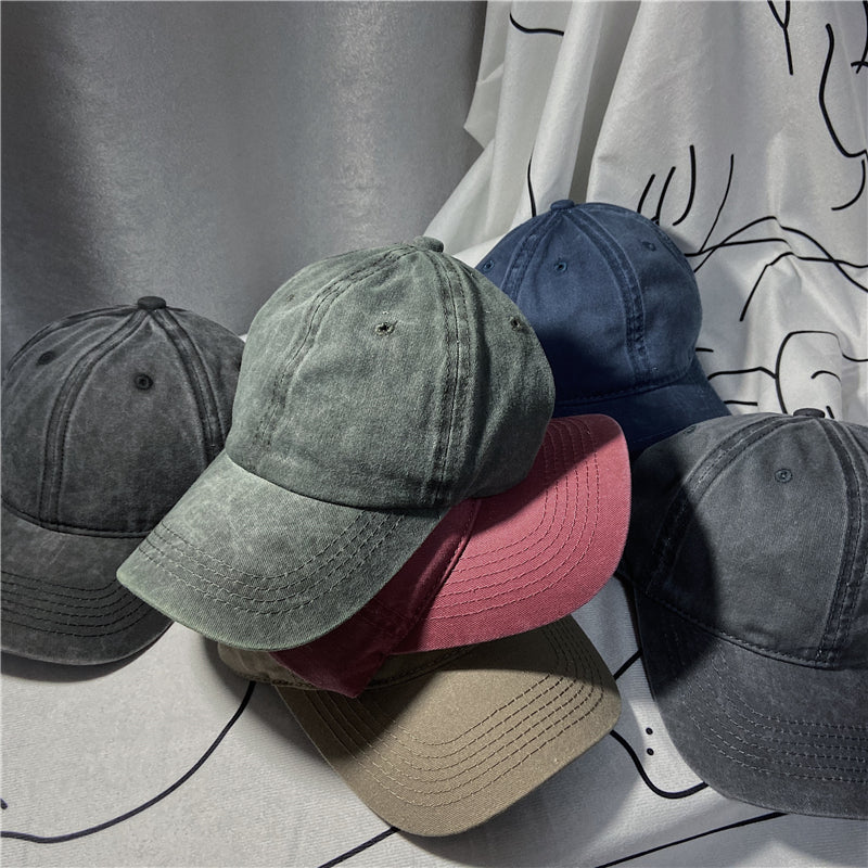 """SIX COLOR RETRO DENIM"" CAP N030307"