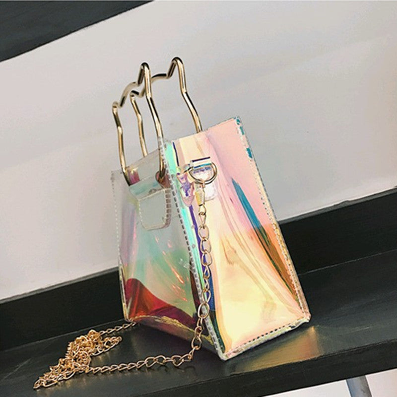"""LASER CAT HANDLE"" BAG D060601"
