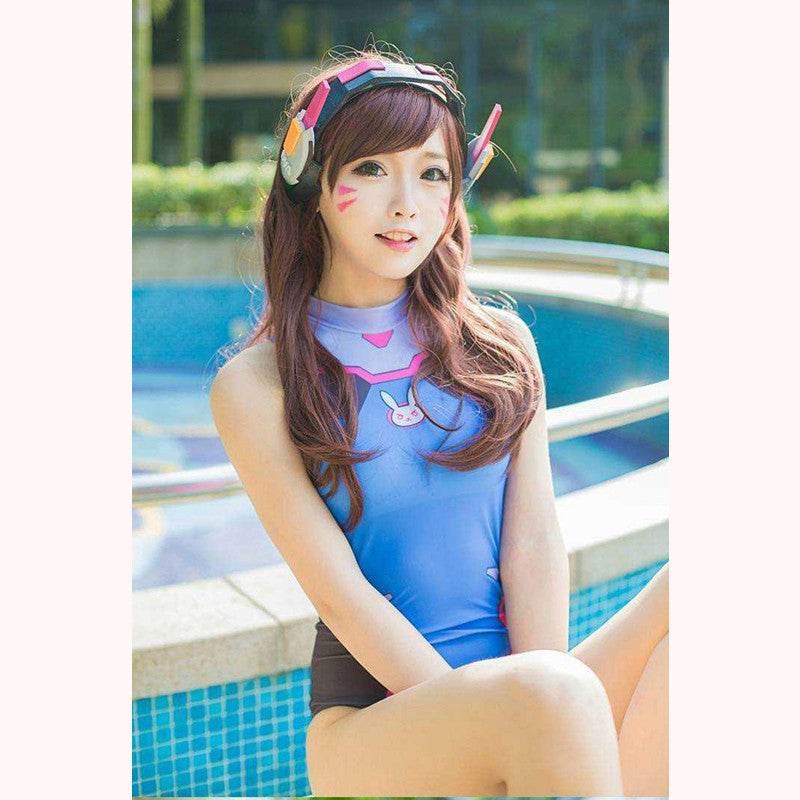 """JFASHION OVERWATCH COSPLAY"" SWIMSUIT D061904"