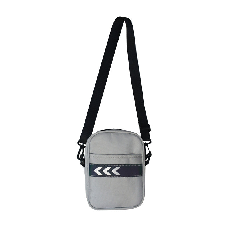 """HIP HOP REFLECTIVE"" CROSSBODY BAG D060609"