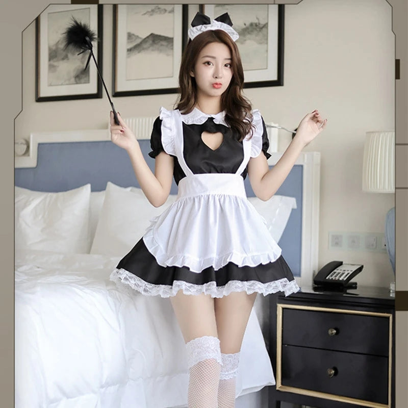 """COS MAID"" COSTUME DRESS SUIT D042032"