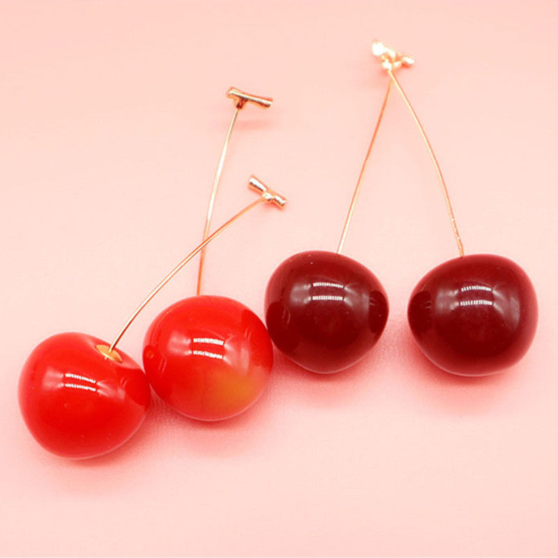 """CHERRY"" EARRINGS D042202"