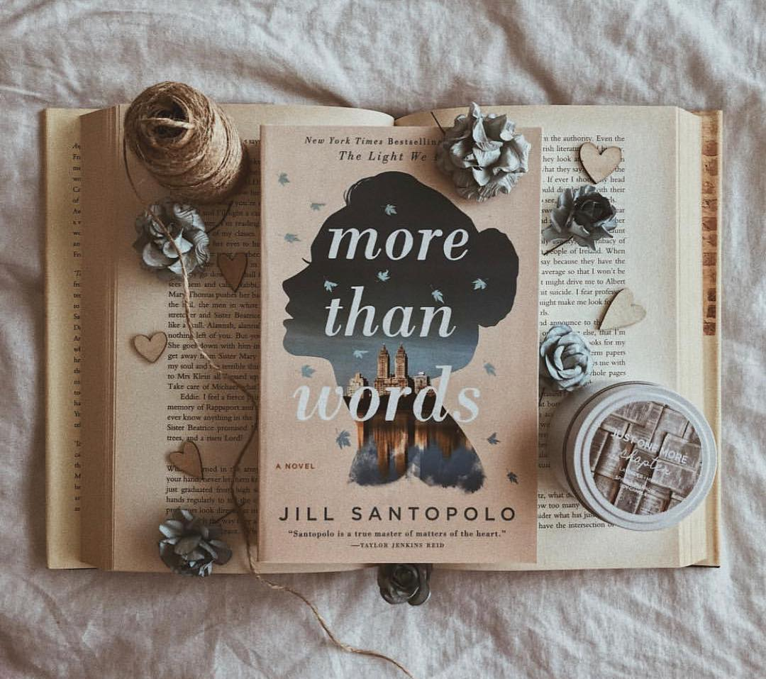 A moment with...Jill Santopolo