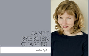 Author Q&A with Janet Skeslien Charles