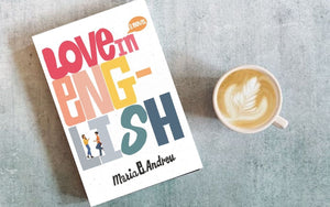Luxuread Book Club: Love in English