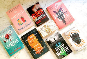June Luxuread Book Box