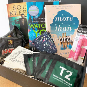 3 Month Prepaid Luxuread box