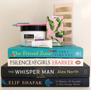 Luxuread Book Box | July Luxuread Box | Gift Box