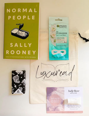 Fiction Gift Box | Normal People, by Sally Rooney